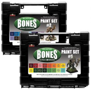 Paint Sets from Reaper Miniatures