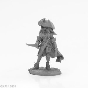 4018 Angelica Fairweather, Female Pirate