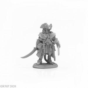 4021 Vax Krell, Hellborn Pirate