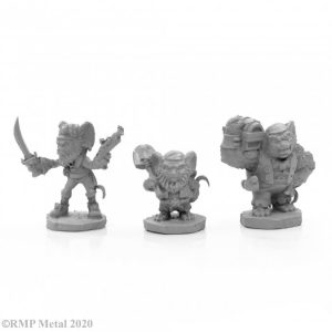4027 Pirate Mousling Crew