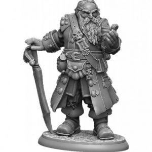 4028 Barnabus Frost, Pirate Lord of Brinewind