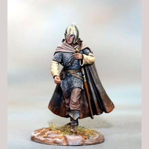 DSM7373 Marching Male Elf Warrior