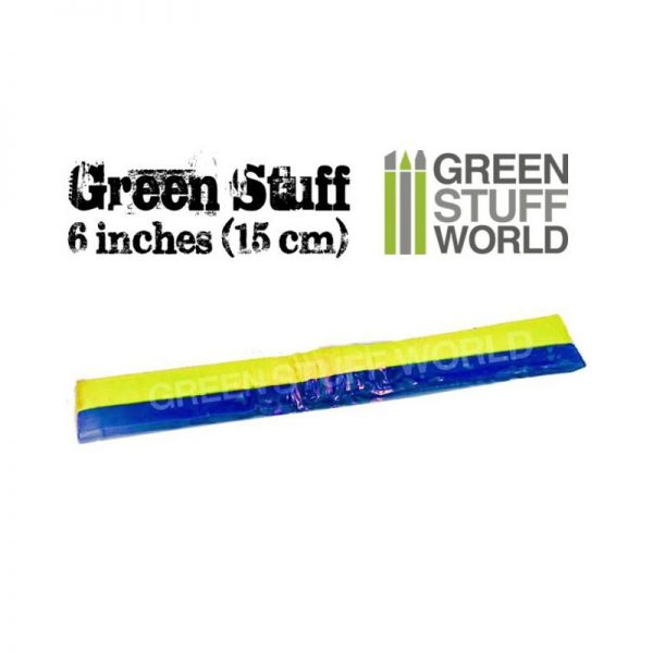 """Green Stuff Tape 150mm (6"""")"""