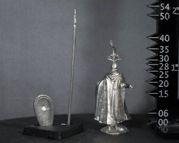 TMM8201 High Elf Moon Spearman