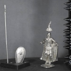 TMM8201 High Elf Moon Spearman