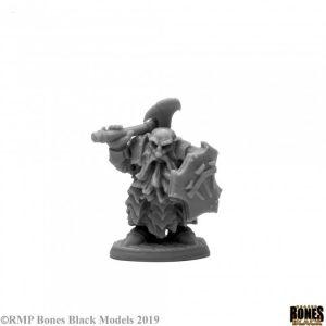 44139 Dark Dwarf Cleaver
