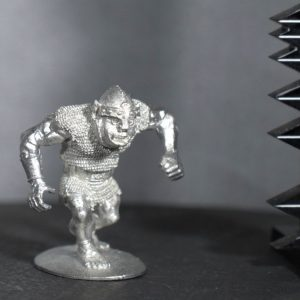 TMM88500 Heavy Goblin in Chainmail
