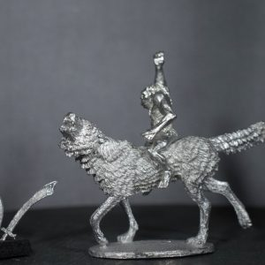 TMM88542 Giant Wolf Rider - Unarmoured