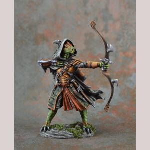 DSM7113 Dragonkin Ranger with Bow