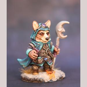 DSM8160 Corgi Mage with Staff