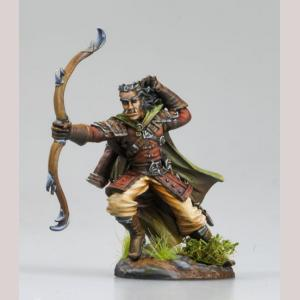 DSM7111 Half Orc Ranger with Bow