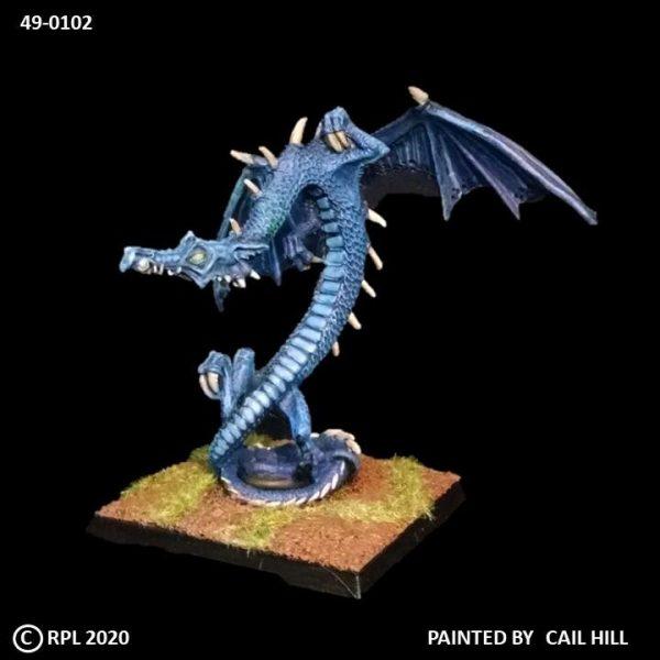 49-0102 Blue Dragon