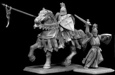 25mm Arthurians