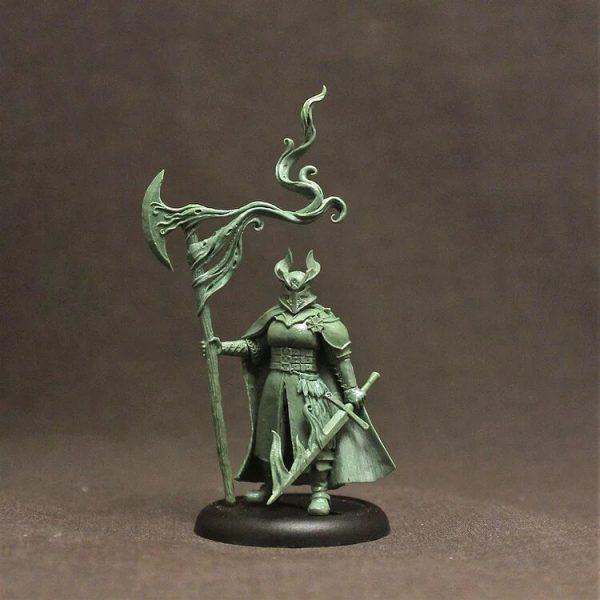 BOWO0028 Female Human Death Knight