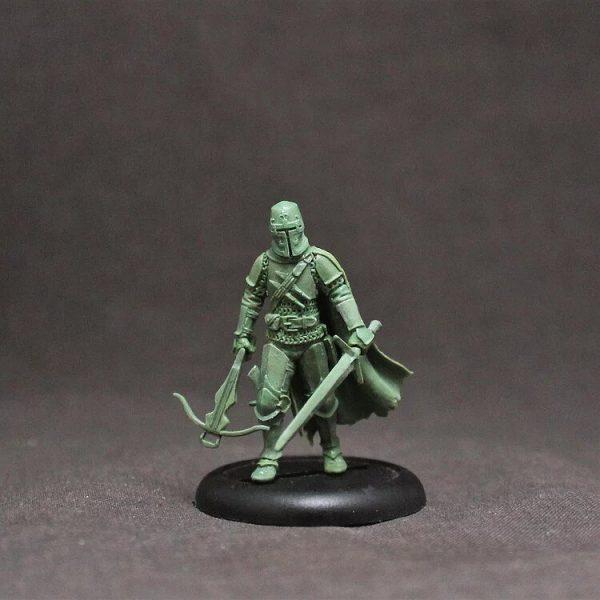 BOWO0033 Human Male Paladin, Death Tracker
