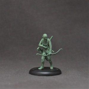 BOWO0034 Male Human Rogue, 'Quax'