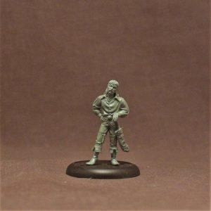 BOWO0039 Rakshasa King - Human