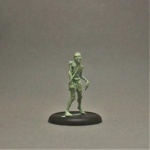 BOWO041 Male Human Zombie Attendant