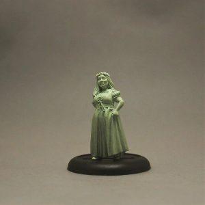 BOWO040 Female Human Assassin