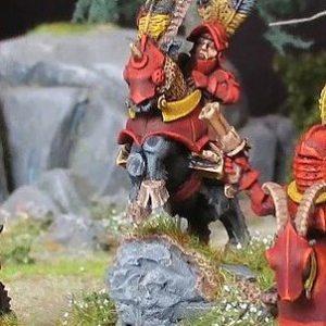 OOP Gothic Goat General
