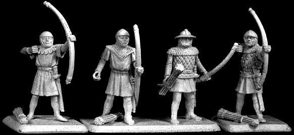 TMM-3035 Archers with Longbows