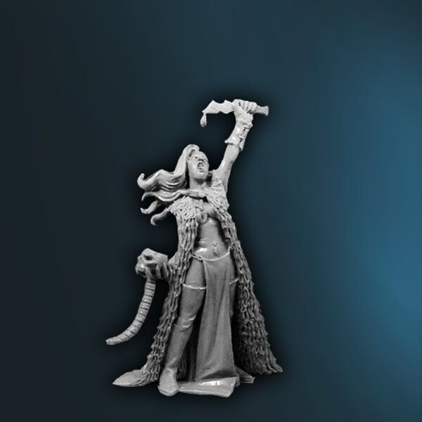WFAD6 Female Human Wizard