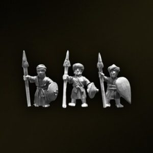 WFHAR_03 : Harabs with Spears (3)