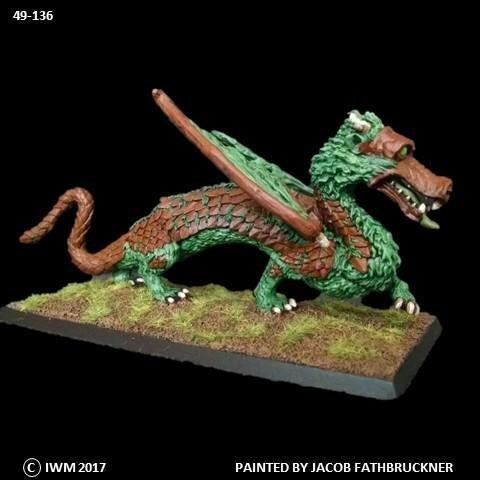 49-0136 Forest Dragon I