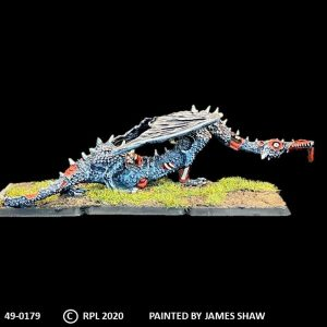 49-0179 Zombie Dragon