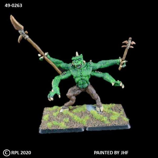 49-0263 Sea Titan Four Armed, I