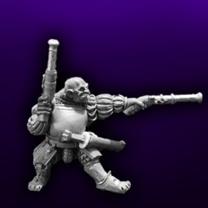 OOP12 Pistol Ogre