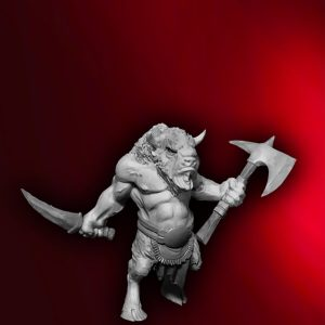 WFMO3 Bisotaur Warrior 1