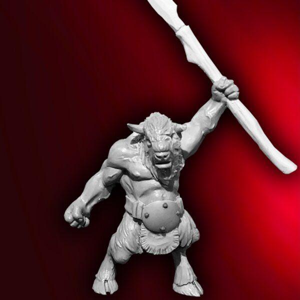 WFMO4 Bisotaur Warrior 2
