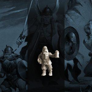 WFTDE012 Ruhl Hopfenmoos the Hill Dwarf