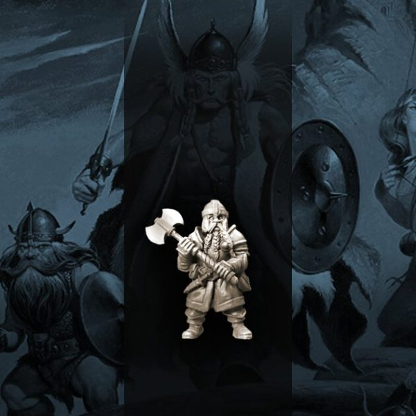 WFTDE013 Ore Dwarf Warrior