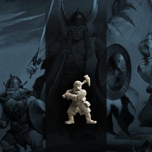 WFTDE016 Forge Dwarf