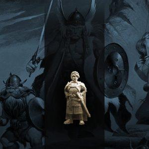 WFTDE021 Nostrian Knight