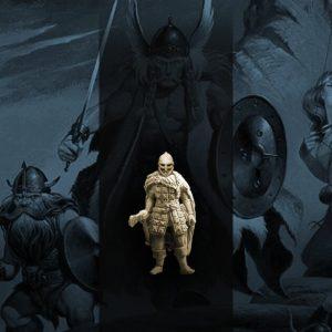 WFTDE032 Thorwalian Warrior of Prem