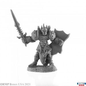 30023 Mangu Timur, Evil Warlord