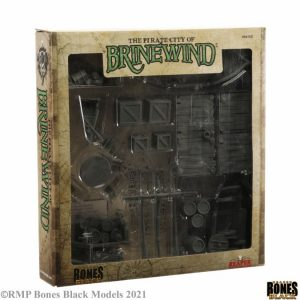 44153 Pirate Cite of Brinewind Boxed Set