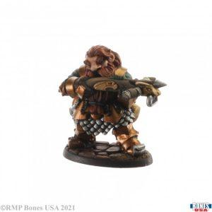 30010 Berg Ironthorn, Dwarf Crossbowman